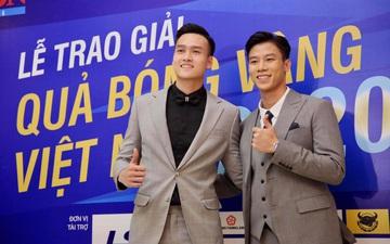 Dàn tuyển thủ diện suit bảnh bao tới dự lễ trao giải Quả bóng vàng 2020