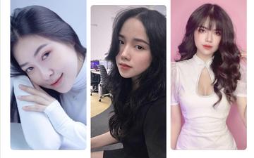 VETV trình làng 3 nữ MC mới vô cùng xinh đẹp, quyến rũ khiến cộng đồng LMHT Việt nháo nhào tìm info