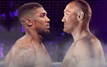 """Trận siêu đại chiến giữa Anthony Joshua vs Tyson Fury sẽ chốt xong """"trong vòng vài tuần tới"""""""