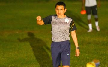 Hoàng Anh Gia Lai gặp biến cố trong buổi tập trước trận đấu Sài Gòn FC