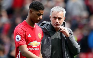 """Marcus Rashford: """"Jose Mourinho dạy tôi cách xử lý 'tinh quái' hơn trong vòng cấm"""""""