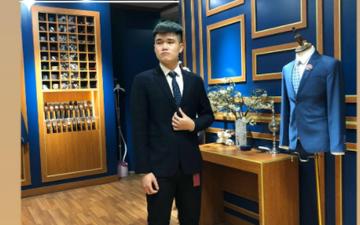 """Chú rể số đen của làng bóng đá Việt Nam: Vừa """"lên đồ"""" chuẩn bị làm đám cưới, dịch Covid-19 lại bùng phát"""