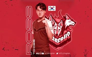 Rộ tin CERBERUS Esports tuyển ngoại binh Hàn Quốc, quyết tâm đưa vào sử dụng tại VCS mùa Xuân 2021