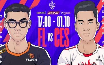 Kết quả ĐTDV mùa Đông 2021 ngày 1/10: Team Flash giành lại ngôi đầu bảng