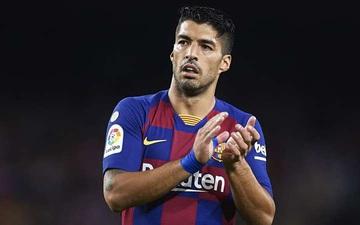 Suarez tin vào quả báo dành cho Barca