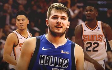 Chuyện bây giờ mới kể: Phoenix Suns đáng lẽ đã chọn Luka Doncic thay vì Deandre Ayton