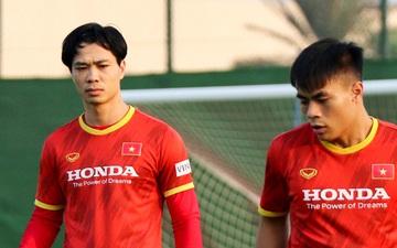 Tuyển Việt Nam về nước ngày 14/10, HLV Park Hang-seo ở lại Tây Á