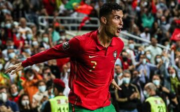 Ronaldo lập hat-trick giúp Bồ Đào Nha đè bẹp Luxembourg tại vòng loại World Cup 2022