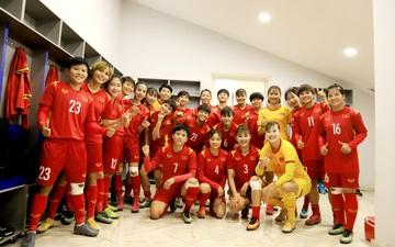 Xác định thời gian bốc thăm VCK Asian Cup nữ 2022