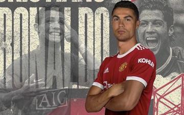 """Nhờ Ronaldo, MU tiếp tục thâu tóm """"danh hiệu"""" trên... Instagram"""
