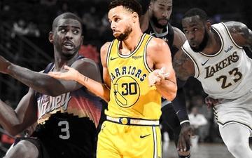 Những cột mốc có thể bị phá vỡ tại NBA 2021/2022