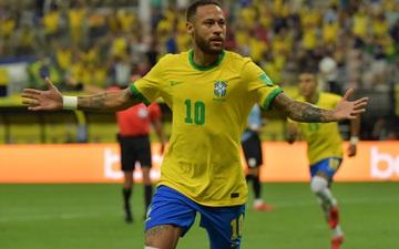Brazil nghiền nát Uruguay tại sân nhà