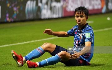 """""""Messi tuyển Nhật Bản"""" Takefusa Kubo để ngỏ khả năng ra sân gặp đội tuyển Việt Nam"""
