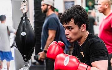 Con trai của Manny Pacquiao tập luyện cùng Canelo Alvarez, sẵn sàng tiếp bước cha tại làng quyền Anh