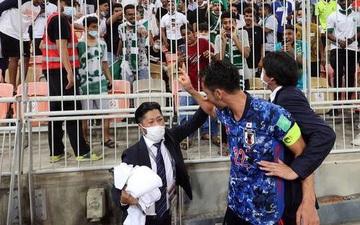 LĐBĐ Saudi Arabia phạt nặng fan phân biệt chủng tộc với đội trưởng tuyển Nhật Bản Maya Yoshida