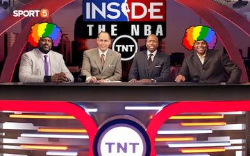 Inside the NBA có gì đặc biệt ngoài những trò đùa của Shaquille O'Neal và Charles Barkley?