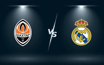 Nhận định, soi kèo, dự đoán Shakhtar Donetsk vs Real Madrid (bảng D Champions League)