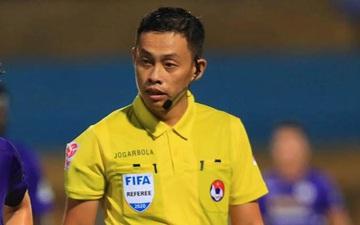 Việt Nam có trọng tài tham gia điều khiển các trận đấu tại vòng loại U23 châu Á