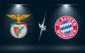 Nhận định, soi kèo, dự đoán Benfica vs Bayern Munich (bảng E Champions League)