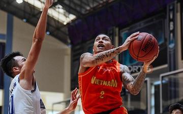 Vượt qua nỗi đau mất mát vì Covid-19, Richard Nguyễn giúp tuyển bóng rổ Quốc gia Việt Nam cắt chuỗi thua 3 trận liên tiếp
