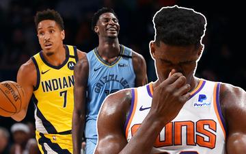 """Jaren Jackson Jr và Malcolm Brogdon được gia hạn """"khủng"""", DeAndre Ayton thất vọng với Phoenix Suns"""