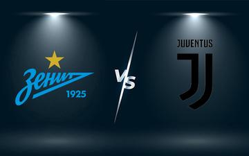 Nhận định, soi kèo, dự đoán Zenit vs Juventus (bảng H Champions League)