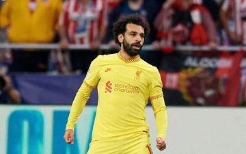 Salah lập cú đúp, Griezmann nhận thẻ đỏ, Liverpool nhọc nhằn đánh bại Atletico Madrid