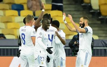 Real Madrid huỷ diệt Shakhtar Donetsk trong ngày Vinicius rực sáng
