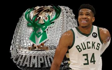 Thông tin, ý nghĩa bên trong chiếc nhẫn vô địch của Milwaukee Bucks: 50 năm cho khoảnh khắc lịch sử