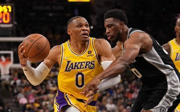 LeBron James chấn thương, Los Angeles Lakers nhọc nhằn qua ải San Antonio Spurs