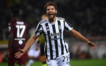Locatelli hóa người hùng giúp Juventus thắng sát nút trong trận derby Turin