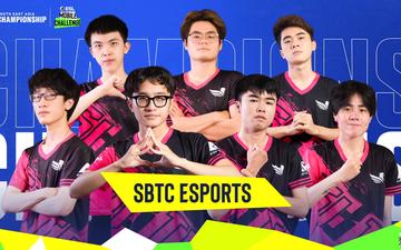 Hủy diệt Team Secret, SBTC Esports vô địch LMHT: Tốc Chiến SEA Championship