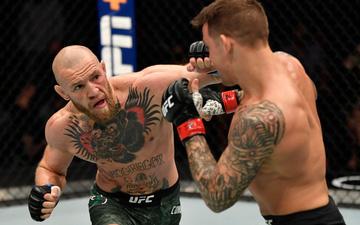 """Conor McGregor hé lộ thống kê cho thấy sức hút """"khủng"""" ở màn so tài cùng Dustin Poirier"""