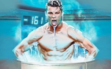 Ronaldo chi gần 2 tỷ thuê buồng áp lạnh