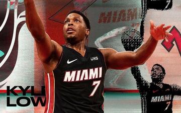 """Kyle Lowry tạo ra """"cơn hỗn loạn có tổ chức"""" tại Miami Heat"""