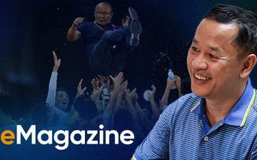 """Trợ lý Lê Huy Khoa: """"Với thầy Park, chúng ta chỉ có tiến chứ không có lùi"""""""