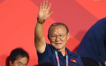 HLV Park Hang-seo được ca ngợi giống nhà vô địch Ngoại hạng Anh nhờ 3 yếu tố lãnh đạo