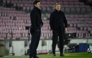 Thua muối mặt PSG, HLV Barca vẫn thoải mái cười đùa sau trận