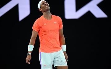 Sốc: Rafael Nadal cay đắng rời Australian Open sau trận Grand Slam thua ngược thứ 2 trong sự nghiệp
