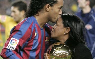 Mẹ Ronaldinho qua đời ở tuổi 71 sau khi nhiễm Covid-19