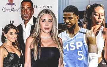 """Vợ cũ Scottie Pippen phủ nhận thân phận """"tuesday"""" dù ngầm thừa nhận mối tình ngang trái với Malik Beasley"""