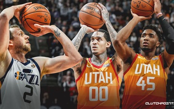 """Utah Jazz làm nên lịch sử giải đấu trong ngày """"hủy diệt"""" Charlotte Hornets"""