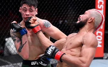 UFC chốt xong 2 kèo tranh đai tại hạng ruồi của nam và nữ