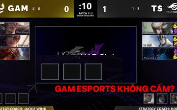 GAM Esports mất 3 lượt cấm ở ván 2 trận gặp Team Secret: Lỗi do ai?
