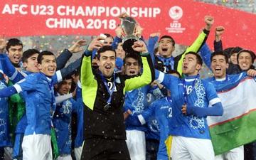Trung Quốc rút lui, AFC công bố chủ nhà mới VCK U23 châu Á 2022