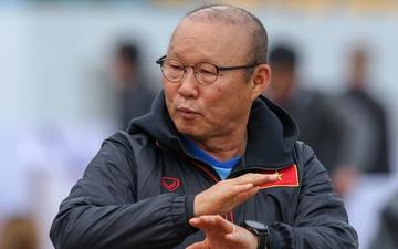 HLV Park Hang-seo bỏ thói quen uống rượu khi sang Việt Nam làm việc