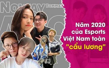 """Năm 2020 toàn là """"cẩu lương"""" của làng Esports Việt: Hàng loạt cặp đôi công khai hẹn hò, đã thế còn công khai thể hiện tình cảm khiến fan không khỏi ghen tị"""