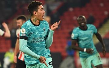 Liverpool chấm dứt chuỗi 4 trận thua liên tiếp