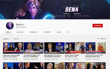 Hết Facebook, đến kênh Youtube cũng bị Sena bán để trả nợ