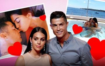 Nhân dịp Ronaldo phá kỷ lục, bạn gái Georgina lại khiến fan thêm yêu mến với đoạn video cảm xúc hơn 2 phút